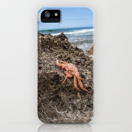 Un Crab iPhone Case
