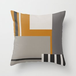 Plugged Into Life Throw Pillow