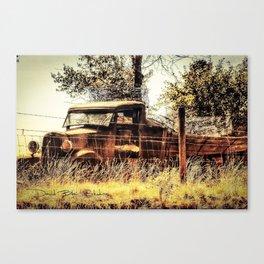Model T Truck Canvas Print