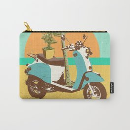 SCOOTER TROPICS Carry-All Pouch