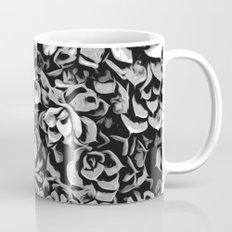Plants of Black And White Coffee Mug
