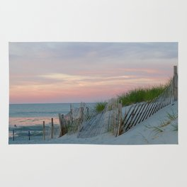 Sunset on Cape Cod Rug