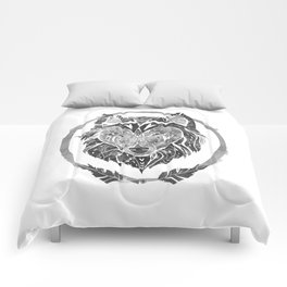 The Wolf Comforters