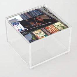 Diddy Acrylic Box