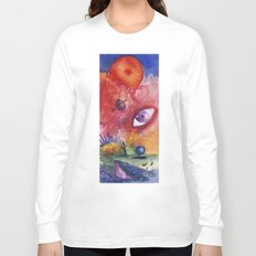 An Eye For the Surreal Long Sleeve T-shirt