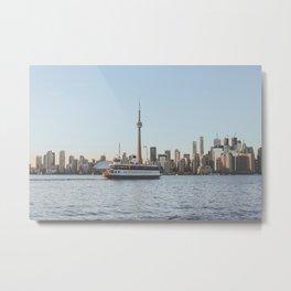 Toronto III Metal Print