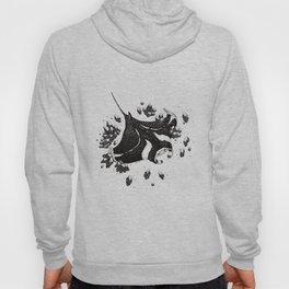 Manta ray Hoody