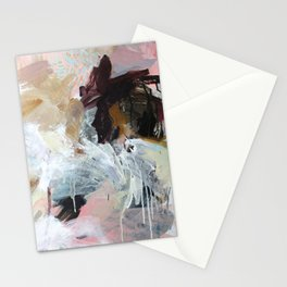 the last night Stationery Cards