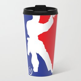 World Mantis Brotherhood Travel Mug