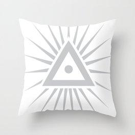 Luminati Throw Pillow