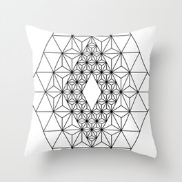 dymond Throw Pillow