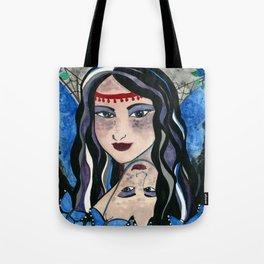 Queen Mab Weaver of Dreams Tote Bag