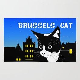 Brussels Cat, Chat de Bruxelles, Belgium Cat. Rug
