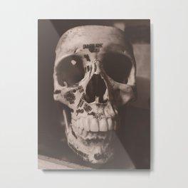 Orbicularis Oculi Metal Print
