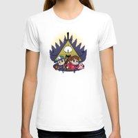gravity falls T-shirts featuring Gravity Falls by Matt Tichenor