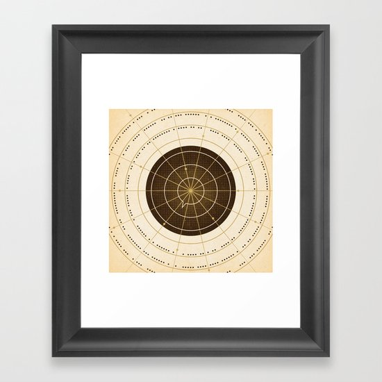 Introversion - Part II Framed Art Print