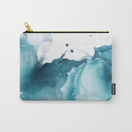 Butterfly in the Wind Carry-All Pouch