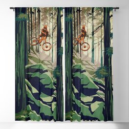 MY THERAPY Mountain Bike Blackout Curtain