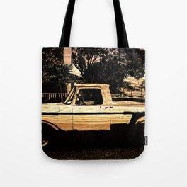 Jesse's Truck Tote Bag
