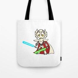 General Grievous kid artwork Tote Bag