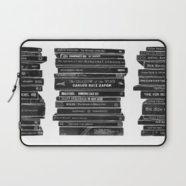 Mono book stack 2 Laptop Sleeve