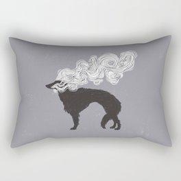 Borzoi Rectangular Pillow