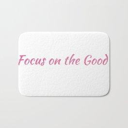 Focus on the Good Bath Mat