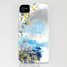 a room with view from asteroid B 612 _ the little prince Slim Case iPhone (4, 4s)