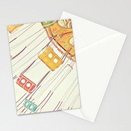 Sea Swings Stationery Cards