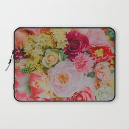 Flowers Laptop Sleeve