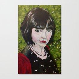 hip arborea Canvas Print