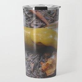 Banana Slug Travel Mug
