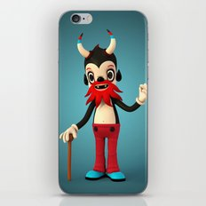 Not your Hell iPhone & iPod Skin