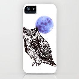 A Hoot iPhone Case