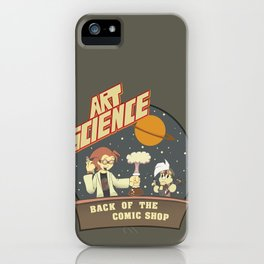 Art Science iPhone Case