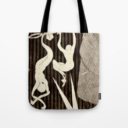 Journey to Dissent Tote Bag