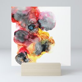 Finding The Sunshine Despite The Storm Mini Art Print