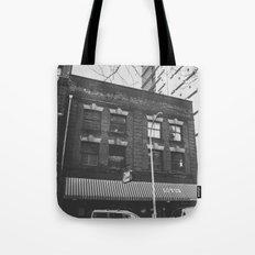 Art Deco Architecture in Portland, Oregon Tote Bag