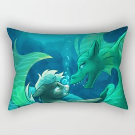 Siren's Song Rectangular Pillow
