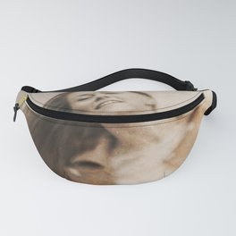 Woman smile Fanny Pack