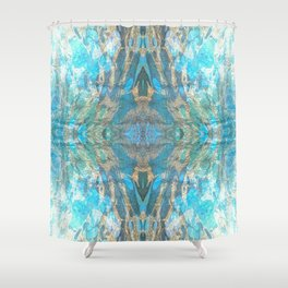 FX#2 - Tranquility Shower Curtain