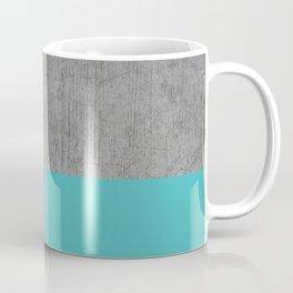 Concrete x Blue Coffee Mug
