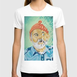 Tribute to Zissou T-shirt