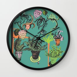 February extend day  Wall Clock