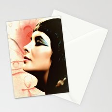 LIZ TAYLOR CLEOPATRA Stationery Cards