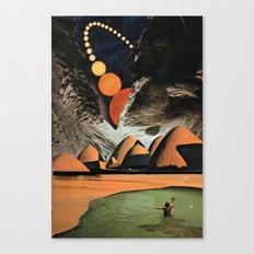 contos da toca... Canvas Print