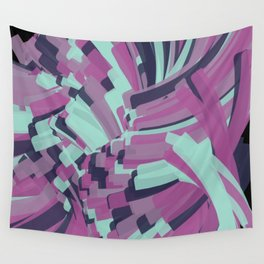 Twisting Nether Wall Tapestry