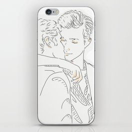 klaine iPhone Skin