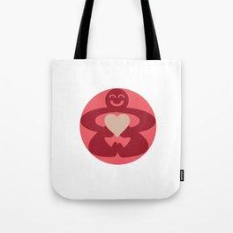 Circle Love Tote Bag