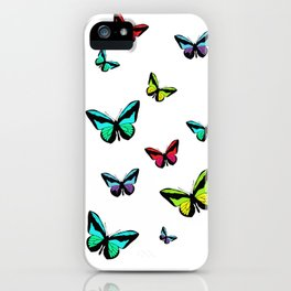 Butterfly's iPhone Case
